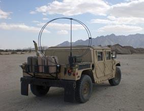 Comrod VHF 3088VM NT-S/GPS Broadband dipole, 30-88MHz, 3.4m.