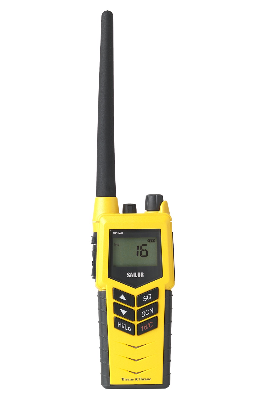VHF SAILOR SP3520 GMDSS Portable