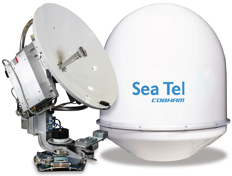 SEA TEL SATELLIT-TV