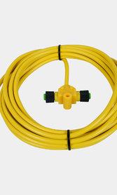 Thrane 5m T-Cable Power NMEA 2000 Micro-C (M-F)