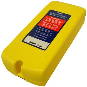 McMurdo PLB Fastfind Plus/MaxG Battery
