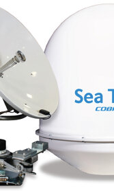 SeaTel 80 Satellit-TV
