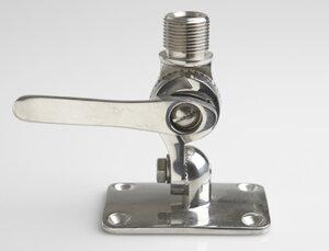 AC Marine N285F nickel plated brass