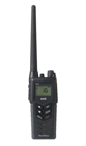 VHF SAILOR SP3515 med scrambler bärbar