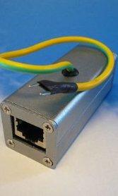 RJ45 Ethernet LAN Surge Arrester