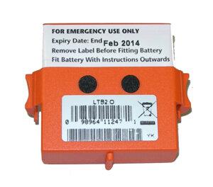 McMurdo Lithium Battery LTB2:O